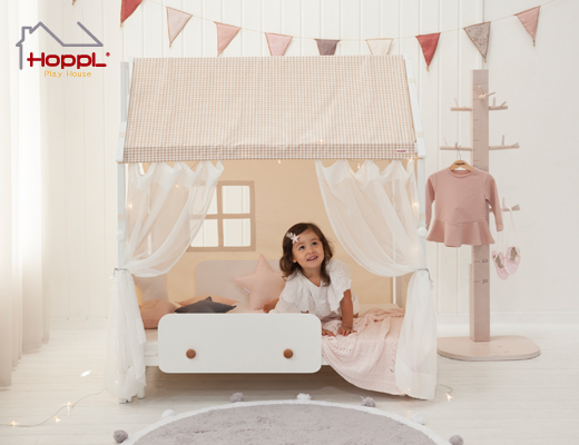 House & Kids Bed